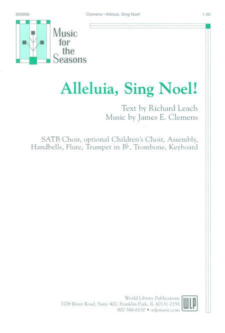 Alleluia, Sing Noel!
