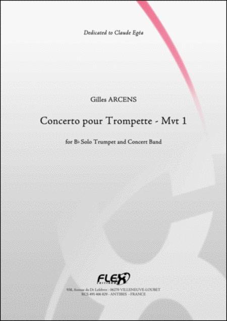 Concerto for Trumpet - Movement 1