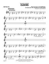 Clocks - Baritone Sax