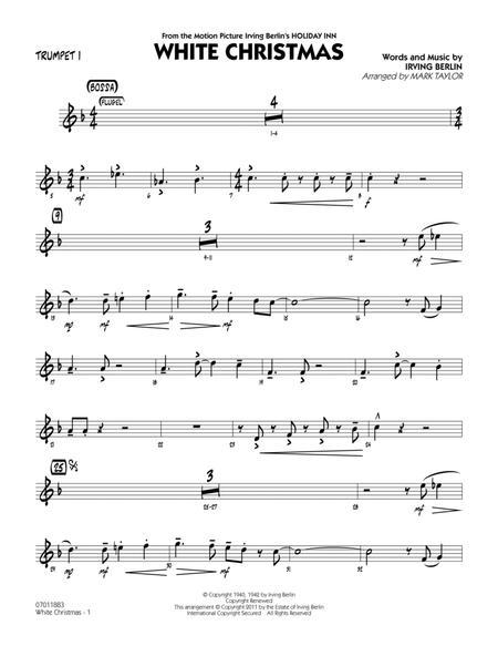 White Christmas - Trumpet 1