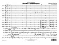 Down To The Nightclub - Conductor Score (Full Score)