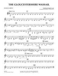 The Gloucestershire Wassail - Bb Bass Clarinet