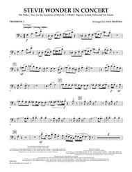 Stevie Wonder In Concert - Trombone 2