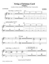 Swing A Christmas Carol (Medley) - Synthesizer