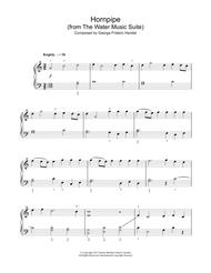 Hornpipe (from The Water Music Suite)