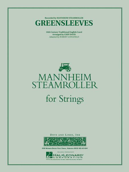 Greensleeves (Mannheim Steamroller)