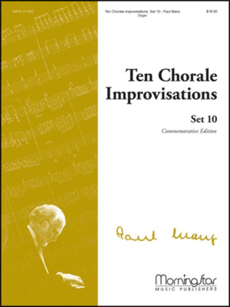 Ten Chorale Improvisations, Set 10