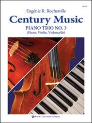 Century Music Piano Trio No. 3