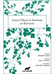 Lord, I Hear of Showers of Blessing