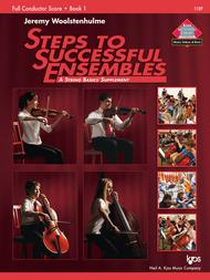 Steps to Successful Ensembles - Book 1 - Full Conductor Score