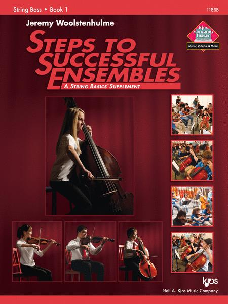 Steps to Successful Ensembles - Book 1 - String Bass