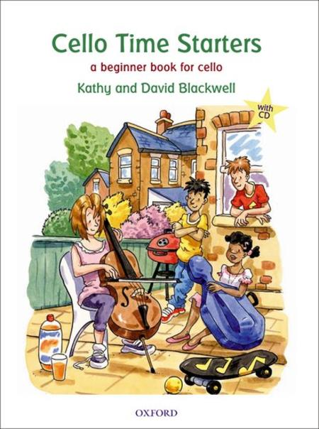 Cello Time Starters (book and CD)