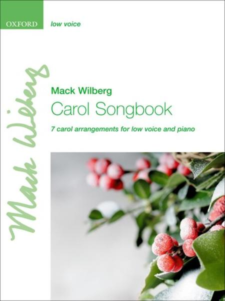 Carol Songbook: Low voice