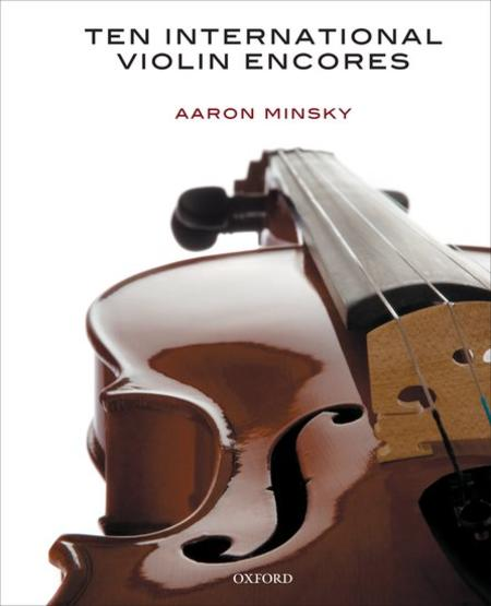 Ten International Violin Encores
