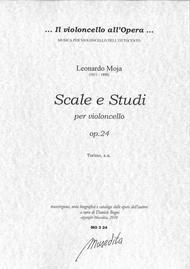 Scale e studi op. 24 (Torino, senza anno)