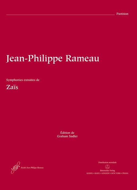 Za's - Symphonies. Instrumental extracts from the ballet hero'que in a prologue and vier acts