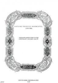 Vingt-quatre grandes etudes de style et de bravoure : pour piano, opus 85
