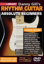 Rhythm Guitar For Absolute Beginners
