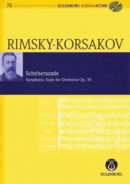 Scheherazade Study Score Op 35