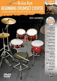 On the Beaten Path -- Beginning Drumset Course, Level 3
