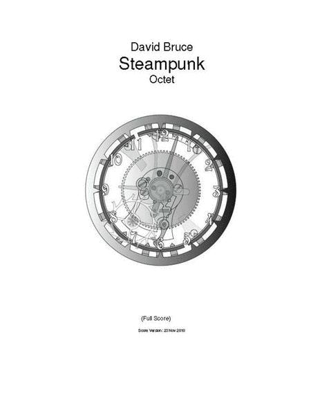 Steampunk (score and parts)