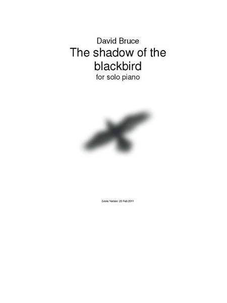 The Shadow of the Blackbird