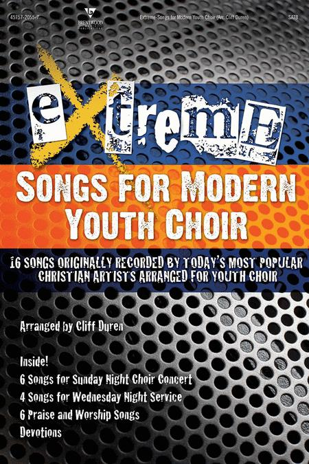 Extreme - Songs For Modern Youth Choir (CD Preview Pack)