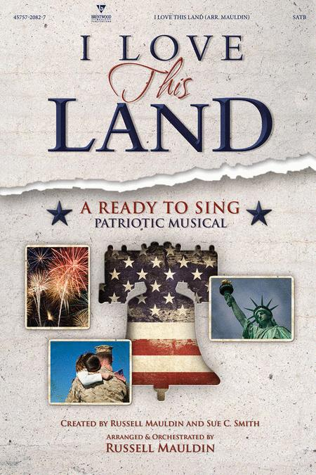I Love This Land (Choral Book)