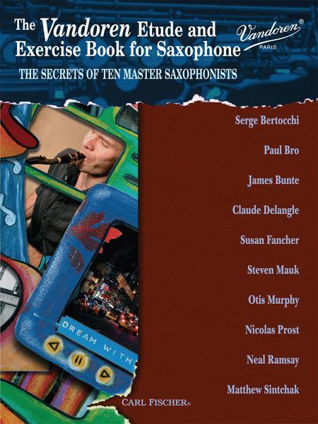 The Vandoren Etude and Exercise Book for Saxophone
