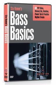 Bass Basics (2-DVD Set)