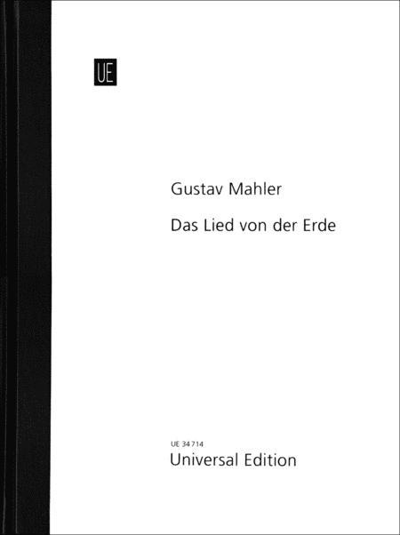 Das Lied Von Der Erde (The Song of the Earth)