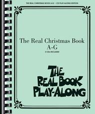 The Real Christmas Book Play-Along, Vol. A-G