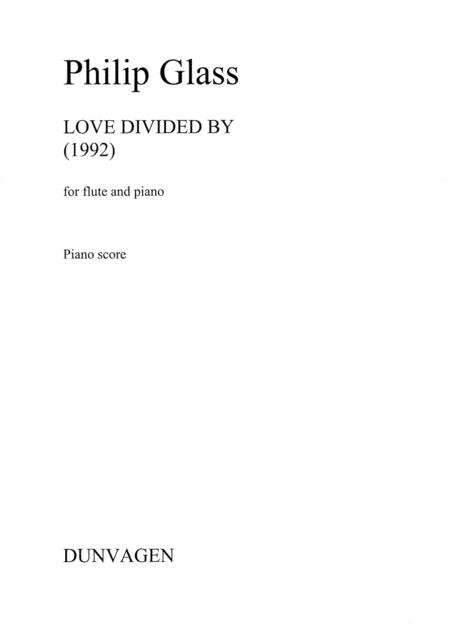 Love Divided By