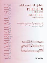 Preludes and Other Pieces
