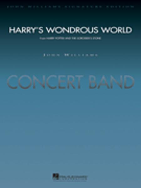 Harry's Wondrous World (from Harry Potter and the Sorcerer's Stone)