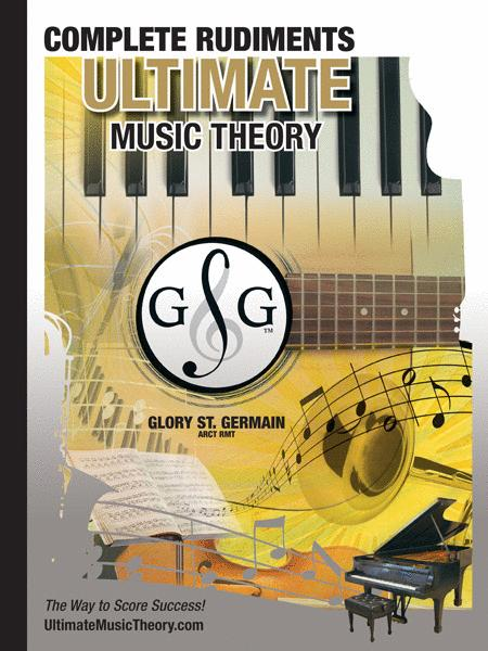Ultimate Music Theory Complete Rudiments Workbook