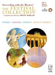 The Festival Collection, Book 8 (with 2 CD's) (NFMC)