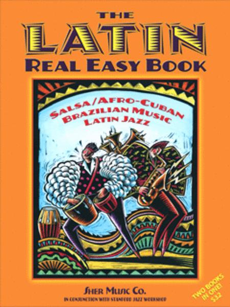 The Latin Real Easy Book (Bass clef edition)