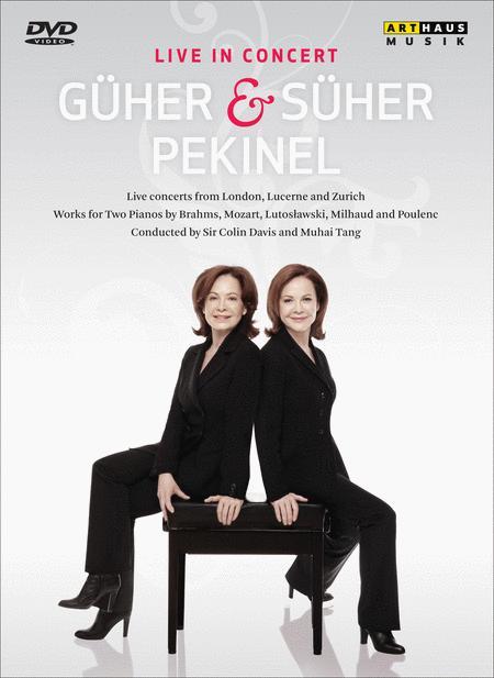 Guher & Suher Pekinel: Live In