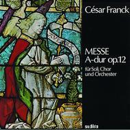 Mass in A-Major Op. 12