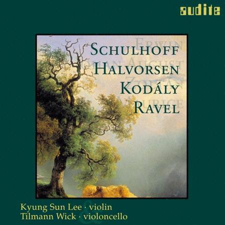 Works for Violin & Violoncello