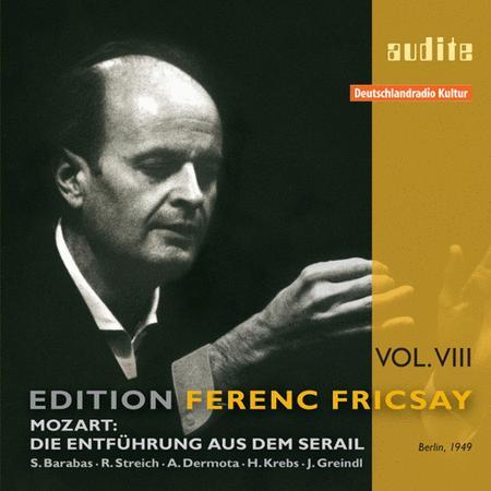 Volume 8: Edition Ferenc Fricsay