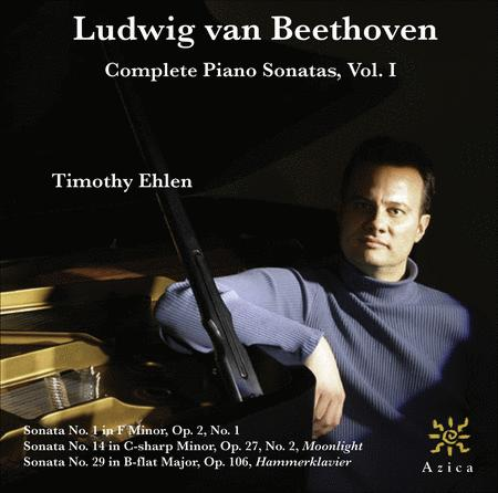 Volume 1: Complete Piano Sonatas