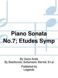 Piano Sonata No.7; Etudes Symp