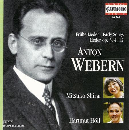 A. Webern: Vocal Music