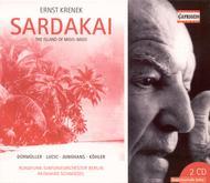 E. Krenek: Sardakai [Opera]