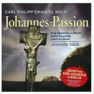 C.P.E. Bach: St. John Passion