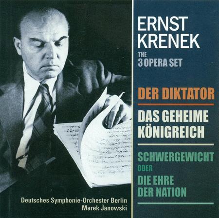 E. Krenek: Der Diktator / S