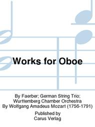 Works for Oboe