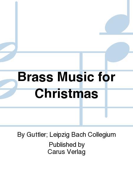 Brass Music for Christmas